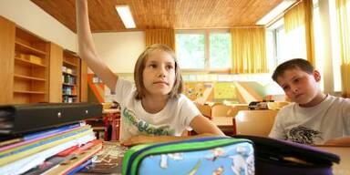 Schule bedeutet oft Stress und psychische Belastung