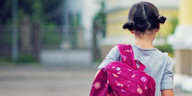 Neunjährige verirrte sich am Heimweg von Schule