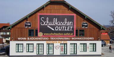 Schultaschenoutlet Eugendorf
