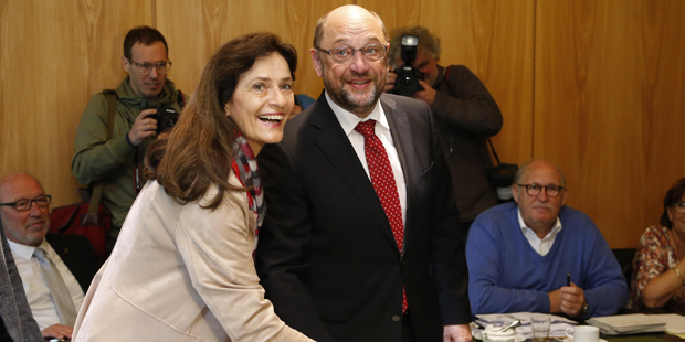 Schulz Ehefrau Wahl