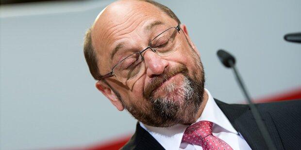 Flüchtlinge: Schulz warnt vor sozialen Spannungen