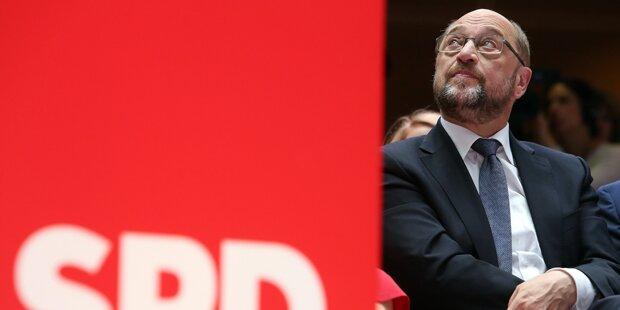 Kanzler-Kandidat Schulz: