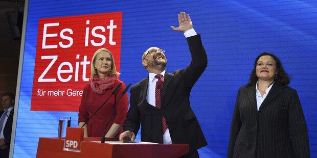 Martin Schulz will SPD-Chef bleiben