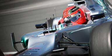 Mercedes setzt Schumacher unter Druck