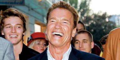 Arnie: Stipp-Visite in Graz geplant?