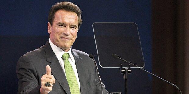 Arnie: Herz-Check nach Klima-Gipfel