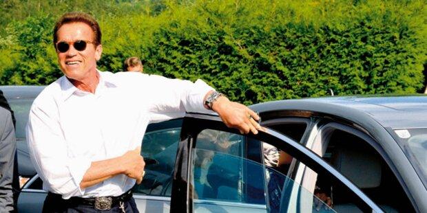 Arnie: Haus-Kauf in der Steiermark