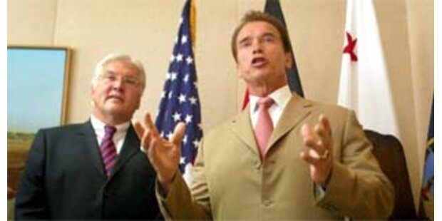 Schwarzenegger will  zu EU-Klimakonferenz kommen