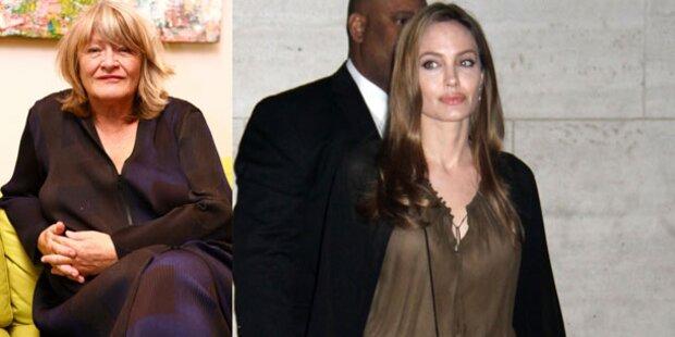 Alice Schwarzer kritisiert Angelina Jolie