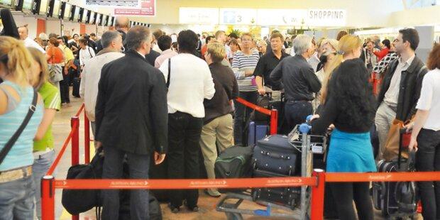 5 Wochen altes Baby stirbt am Flughafen
