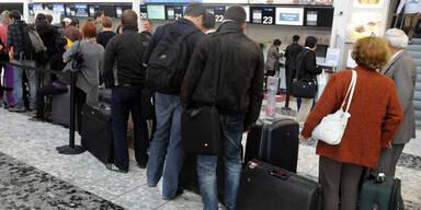 Schwechat Check In Flughafen