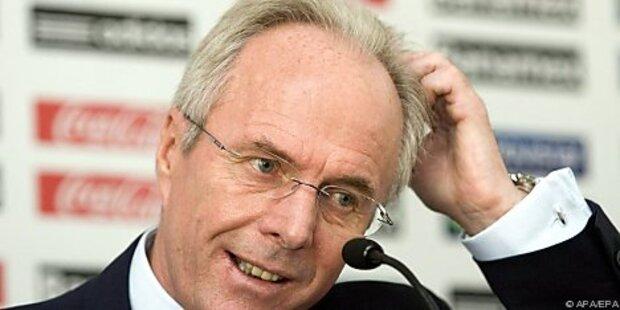 Eriksson neuer Nationalcoach der Elfenbeinküste