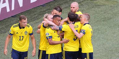 Schweden peilt Gruppensieg gegen Polen an