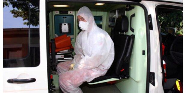 Tirolerin überlebte Schweinegrippe