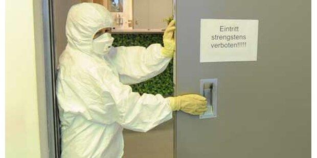 Zwei weitere H1N1-Todesopfer im AKH