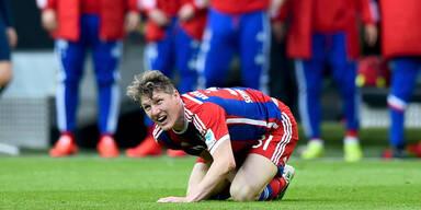 Schweinsteiger fehlt Bayern im Pokal