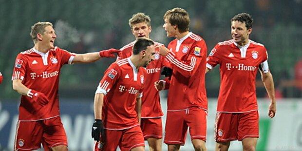 Schweinsteiger verhinderte Bayern-Ausrutscher
