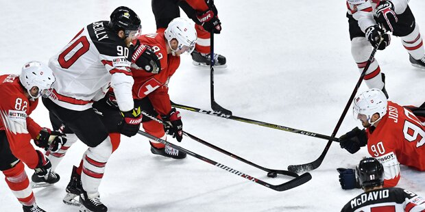 3:2 gegen Kanada: Schweiz im WM-Finale