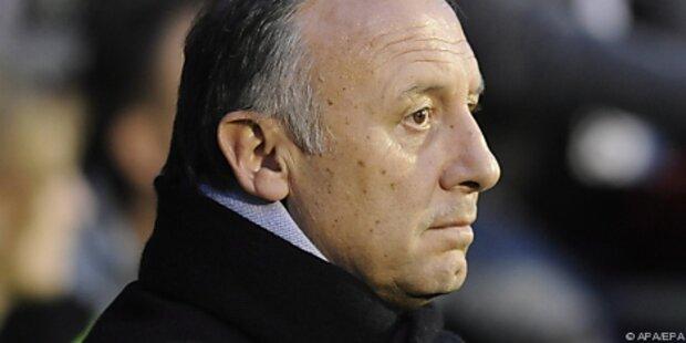 Italiens Rekordmeister Juve im freien Fall