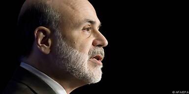 Schwierige Aufgabe für Bernanke und Kollegen