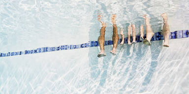 Schwimmbecken Schwimmbad