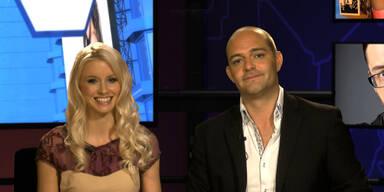 Die Society TV Show mit Lugner und Sido