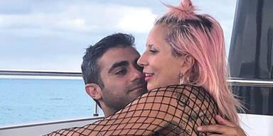 Gaga zeigt ihre neue Liebe