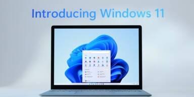 Jetzt offiziell: Microsoft bringt Windows 11