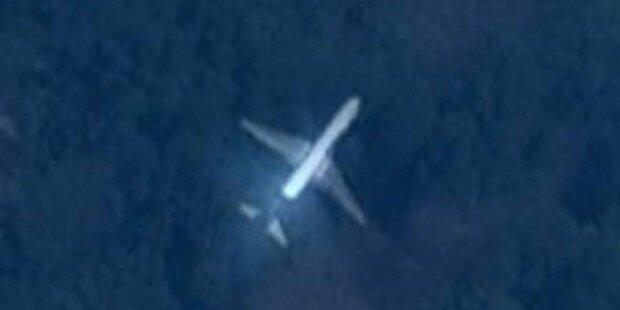 MH370 auf Satellitenfoto entdeckt?