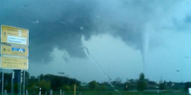 Tornado verwüstet Kleinstadt