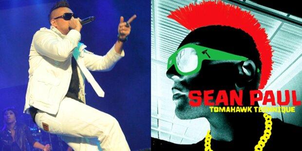 Sean Paul setzt auf
