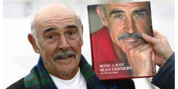 Sir Sean Connery veröffentlicht seine Memoiren