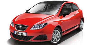 Jetzt startet der Seat Ibiza GT
