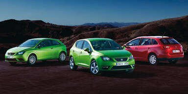 Seat Ibiza Facelift: Preise und Ausstattung