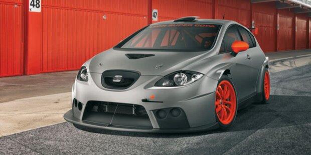 Seat-Modelle für das GTI-Teffen 2012