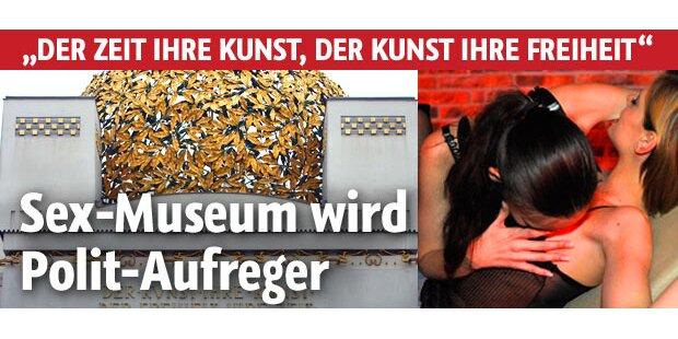 Polit-Streit um Sex im Museum