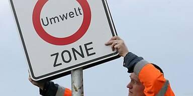 Sechs neue Umweltzonen in Deutschlands Städten