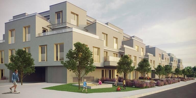 32 neue Wohnungen in Floridsdorf