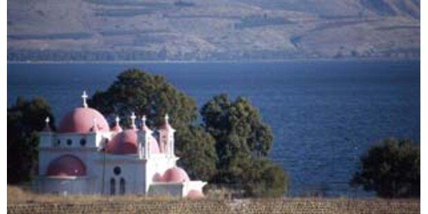 Schlimmer Wassermangel in Israel