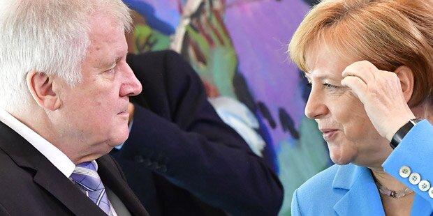 Asyl-Streit: Merkel beruft Krisentreffen ein