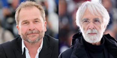 Ulrich Seidl und Michael Haneke