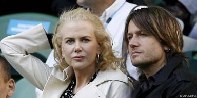 Sein größter weiblicher Fan ist Nicole Kidman