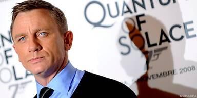 Seit vier Jahren ist Craig der neue James Bond