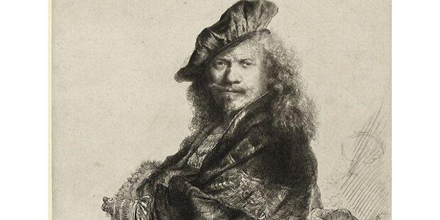 Rembrandt lockt!
