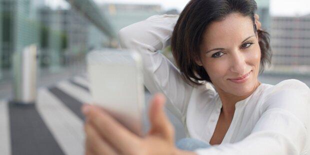 Das machen Selfies mit der Psyche