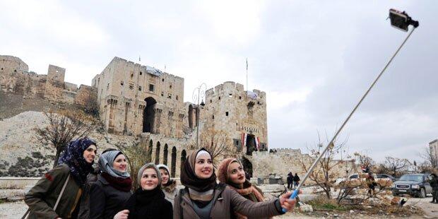 Aleppo: Jetzt kommen die Selfie-Jäger des Grauens