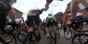 Tour de France aus neuer Perspektive!
