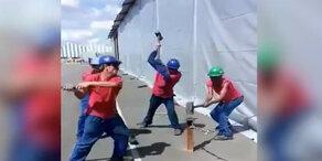 Das sind die schnellsten Arbeiter der Welt