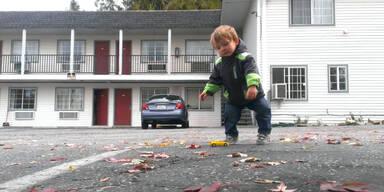 2 jähriger als Dubstep-Star