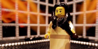 Conchita Wurst als Lego-Heldin
